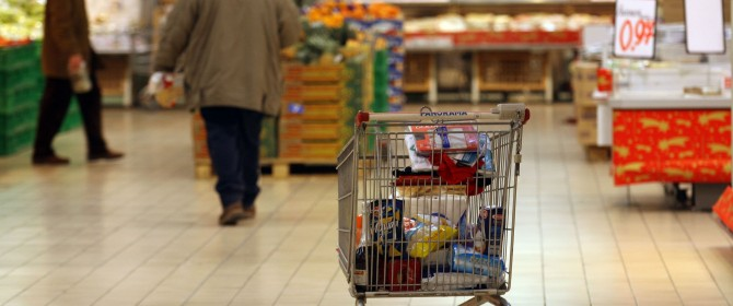 come risparmiare sulla spesa alimentare