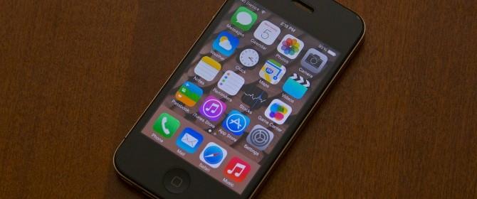 Con l'aggiornamento iOS 7.1, gli utenti di iPhone 4 guadagnano in velocità