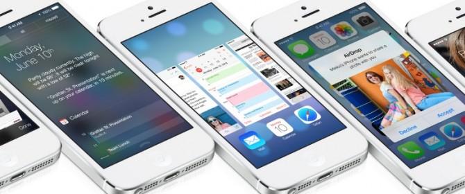 Apple ha avviato la distribuzione dell'aggiornamento software iOS 7.1.1