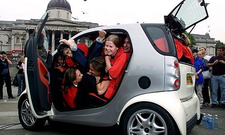 car sharing, come funziona