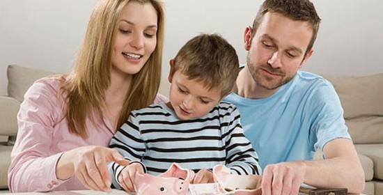 quanto costa crescere un figlio e come risparmiare