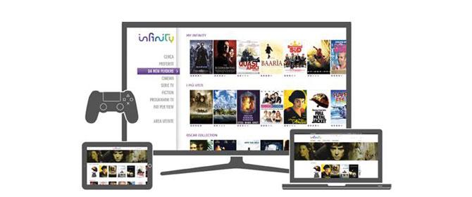Da Sky a Mediaset, le possibilità per vedere la tv online