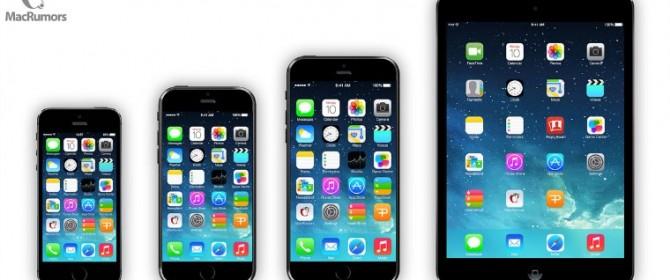 Apple, iPhone 6, iOS 8 e il debutto nel mercato phablet