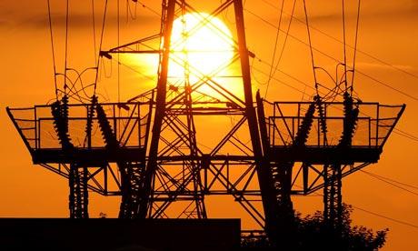 nuovo calo energia elettrica, ripresa economica ancora lontana