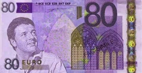 aumento 80 euro in busta paga a maggio