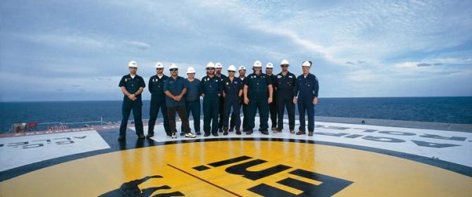 eni gas, nuova piattaforma offshore in norvegia