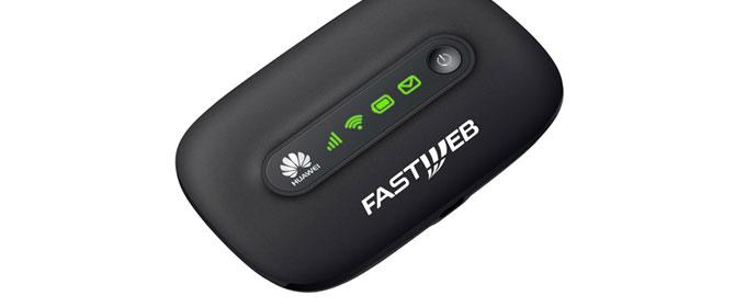 Fastweb-Mobile-Router