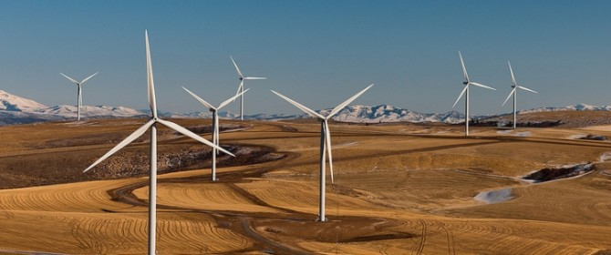 enel green power, impianti eolici in usa