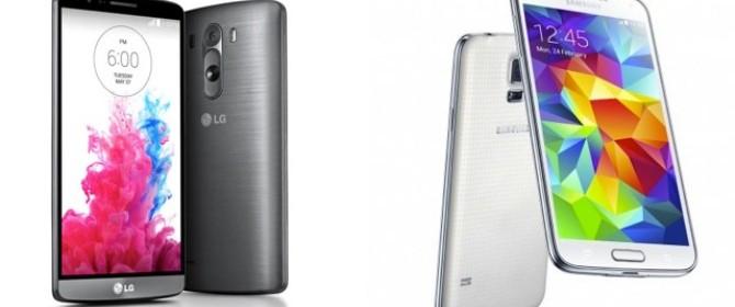 Si rinnova la sfida tra le cugine sudcoreane, con LG G3 pronto per raggiungere lo scaffale