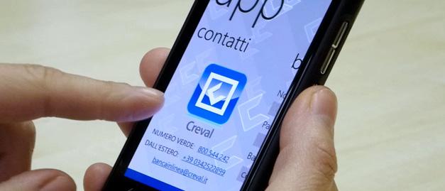 creval app