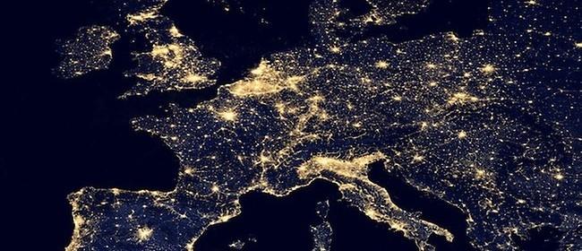 illuminazione pubblica, in Italia è troppa