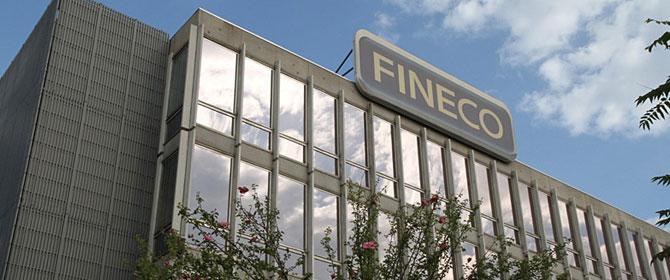 La sede di Fineco