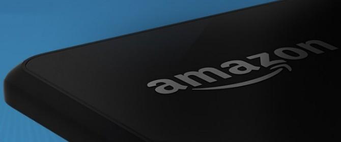 Il primo smartphone firmato Amazon sarà annunciato il 18 giugno prossimo