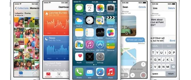 iOS 8 sarà disponibile in autunno per iPhone 6 e i modelli di iDevice compatibili