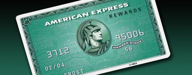 carta di credito american express