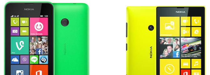 Cosa cambia tra i due smartphone Nokia meno cari