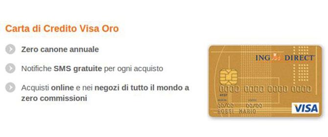 Visa-Oro