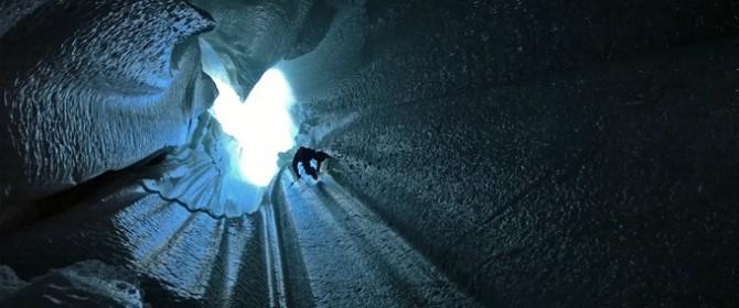 Le cavità glaciali del Gorner fotografate con Lumia 930