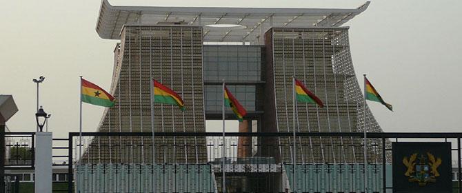 Ghana-presidential-palace