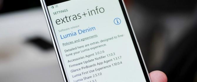 Microsoft ha avviato la distribuzione di Lumia Denim con Windows Phone 8.1.1 per altri modelli Lumia