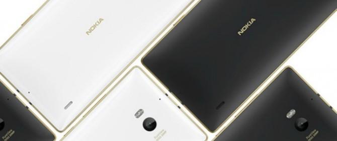 Lumia 930 Gold e Lumia 830 Gold saranno commercializzati anche in Europa