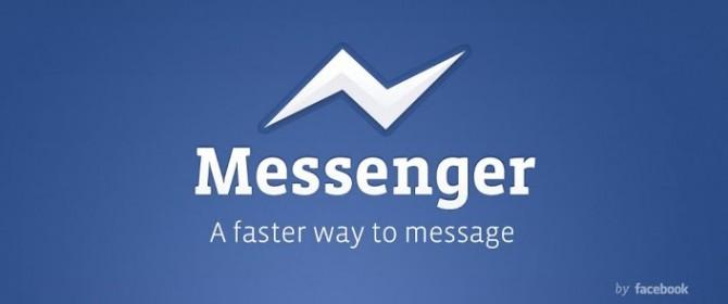 Presto novità per Facebook Messenger?