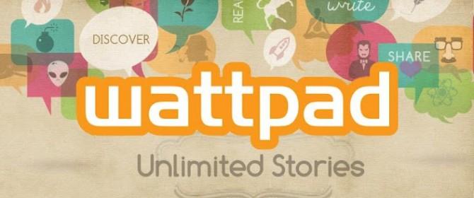 Alla scoperta di Wattpad, social network per gli appassionati delle parole