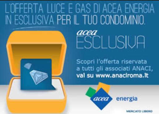 offerte luce e gas condominio