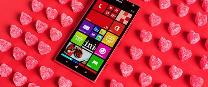 Le app per Lumia per festeggiare San Valentino suggerite da Microsoft