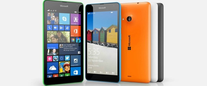 AdDuplex Windows Phone Statistics Report: Microsoft Lumia 535 nella Top 10