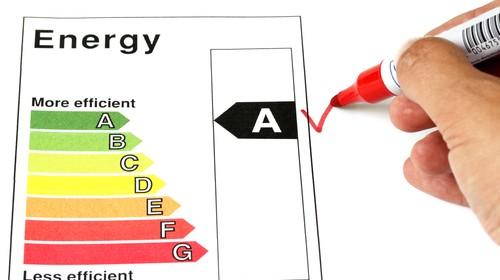 etichetta energetica per elettrodomestici acquistati online