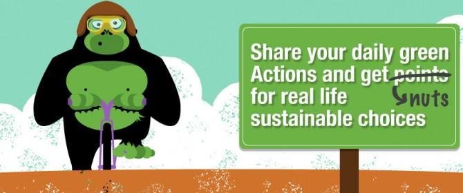 Green Apes, il social network sostenibile