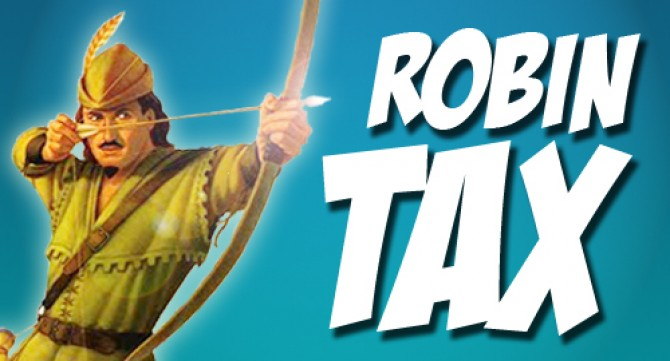 robin tax incostituzionale