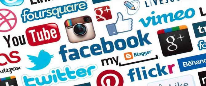 Dati aggiornati sulla nostra presenza sui social network