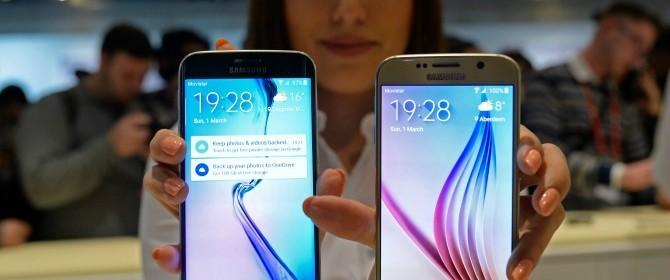 Samsung Galaxy S6 e Galaxy S6 edge con Vodafone