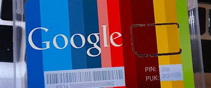 Google ha intenzione di diventare operatore virtuale