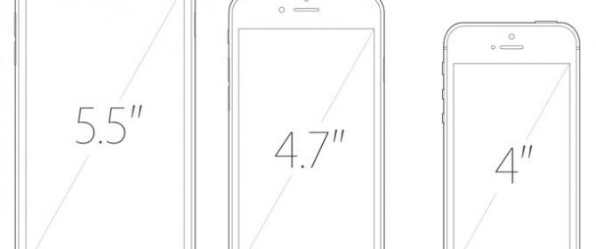 Tre nuovi modelli di iPhone nel 2015