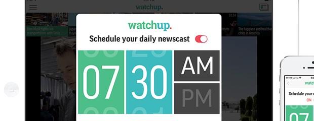 Conosciamo Watchup, startup di successo nel mercato Usa