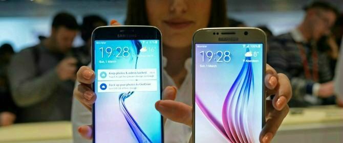 Samsung Galaxy S6 e Galaxy S6 edge con Tre