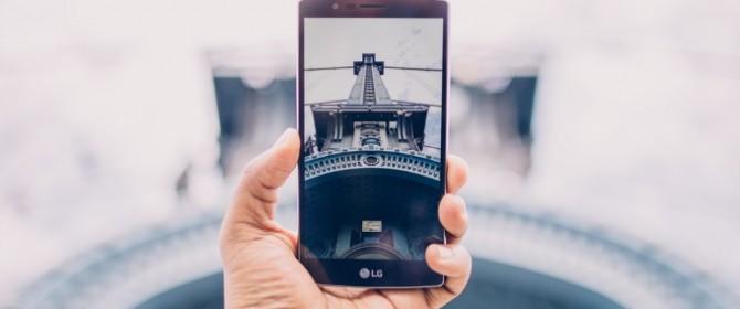 LG sfida Samsung con il nuovo G4