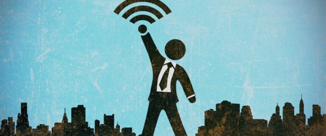 Wifi-sharing