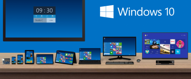 Ultime news dell'arrivo di Windows 10 su pc e smartphone