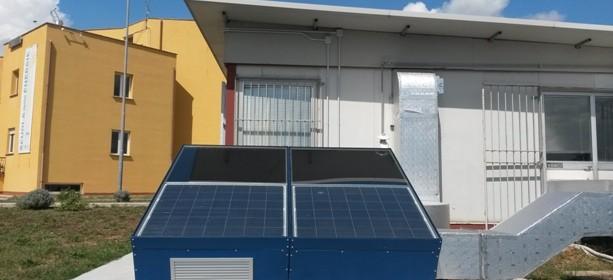condizionatore fotovoltaico