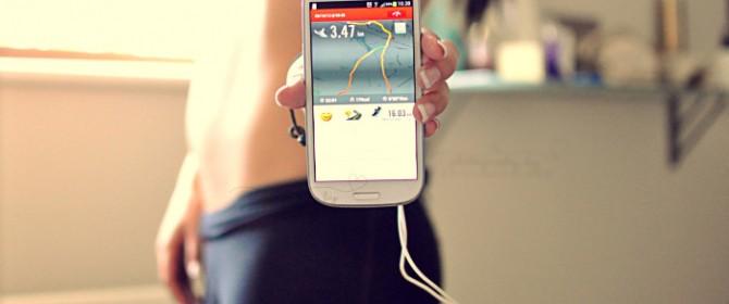 Una selezione delle app al top per la propria attività fisica