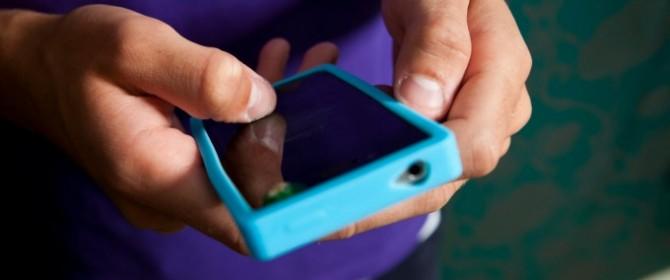Gli adolescenti italiani e gli smartphone