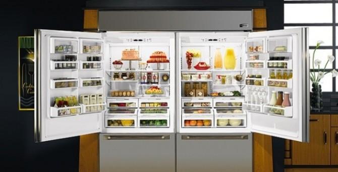 Qual il miglior frigorifero for Dimensioni frigorifero