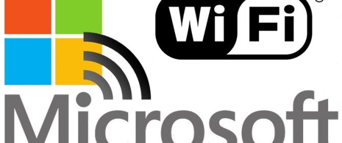 Arriva un nuovo servizio di connessione wi-fi di Microsoft