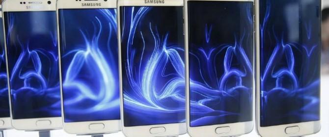 Samsung ha sottostimato la domanda di Galaxy S6 edge e sovrastimato quella di Galaxy S6