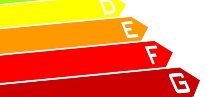 etichetta energia