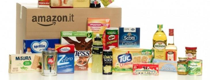 come acquistare alimentari su amazon